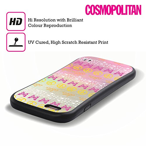 Official Cosmopolitan Parallel Boho Hybrid Case for Apple iPhone 6 / 6s