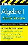 Algebra I, Jerry Bobrow, 0470880287