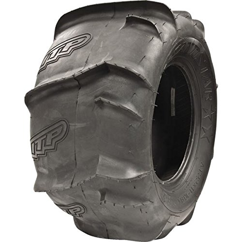 ITP Sand Star Tire - Rear - Right - 22x11x10 , Tire Size: 22x11x10, Rim Size: 10, Tire Ply: 2, Tire Type: ATV/UTV, Tire Construction: Bias, Tire Application: Sand, Position: Rear Right ITP604R