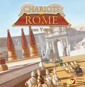 Victory Point Games Chariots of Rome