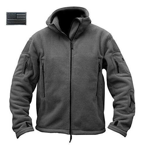 Hooded Sports Jacket - 8
