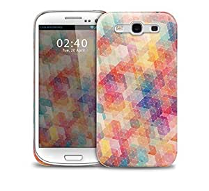 cuben shimmer Samsung Galaxy S3 GS3 protective phone case