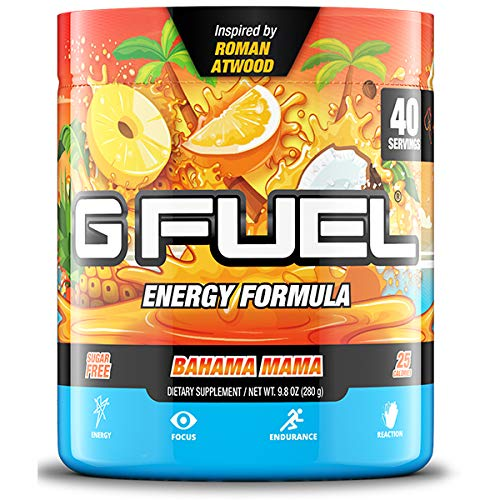 g fuel peach mango - 4