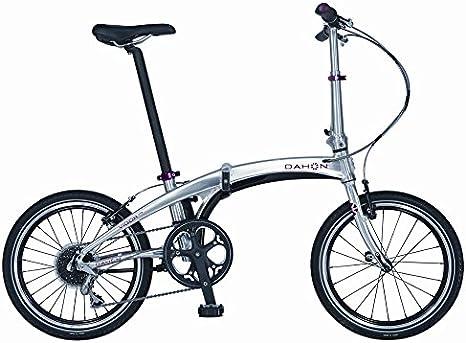 Dahon Vigor P9 - Bicicleta Plegable Pulida: Amazon.es: Deportes y ...