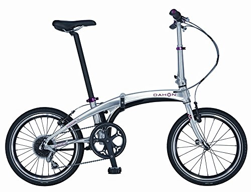 Used, Dahon Vigor P9 Polished Folding Bicycle for sale  Delivered anywhere in USA