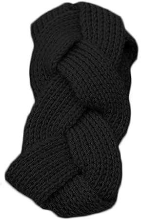Laine Pour Tricot Torsadé élégant Handband Bandeau Tresse