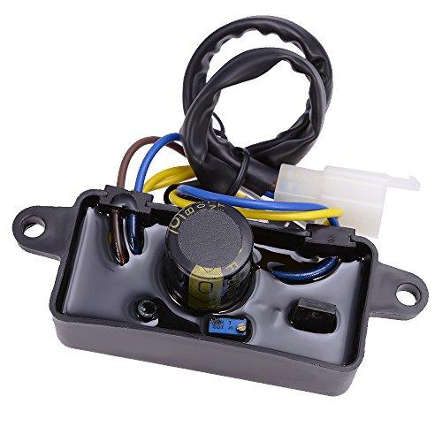 Voltage Regulator AVR For 3500 3550 3600 4500 4550Watt Generator 290440009-02