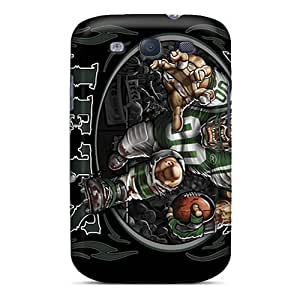 Defender Case With Nice Appearance (new York Jets) For Galaxy S3