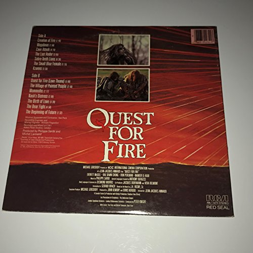 Quest For Fire soundtrack