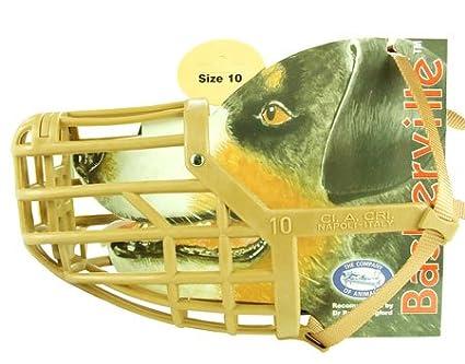 Company of Animals Baskerville Muselière pour Chien Taille 1 COA-070