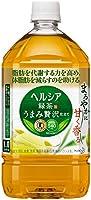 [トクホ]ヘルシア緑茶 うまみ贅沢仕立て 1L×12本