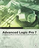 img - for Apple Pro Training Series: Advanced Logic Pro 7 by David Dvorin (2005-04-18) book / textbook / text book