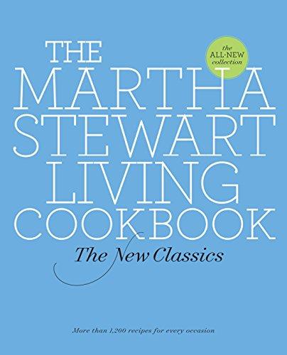The Martha Stewart Living Cookbook  The New Classics