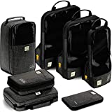 VASCO Travel Packing Cubes Set: Set Of 3