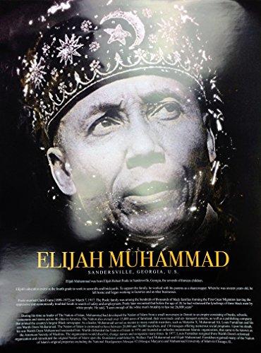 elijah muhammad poster