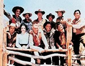 THE HIGH CHAPARRAL 11X14 COLOR PHOTO