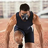 MokenEye Training Mask Elevation Training mask for Running Biking Training and Fitness High Altitude Training Mask Sport Workout Oxygen Mask with 6 Level Air Flow Regulator