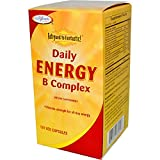 Fatigued to Fantastic Daily Energy B Complex, 120 Ct-2 Pack
