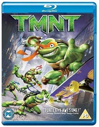 Teenage Mutant Ninja Turtles [Reino Unido] [Blu-ray]: Amazon ...