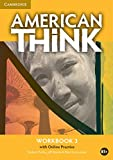 img - for American Think Level 3 Workbook with Online Practice book / textbook / text book