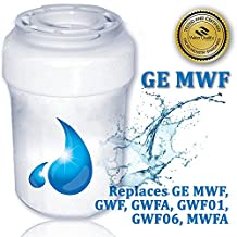 GE MWF Smart Water Filter Replacement Also GWF HWF 46-9991 WSG-1 WF287 & EFF-6013A By MIARA`s