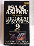img - for Isaac Asimov Presents the Great Science Fiction Stories, Vol. 9: 1947 book / textbook / text book