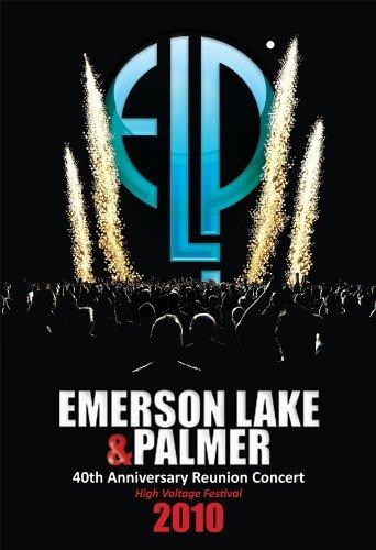 エマーソン、レイク&パーマー(EL&P)『40th Anniversary Reunion Concert 』