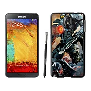NEW Unique Custom Designed Samsung Galaxy Note 3 N900A N900V N900P N900T Phone Case With Pacific Rim Movie Robot Sword_Black Phone Case