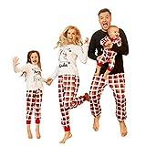 Matching Family Pajamas Christmas Sets with