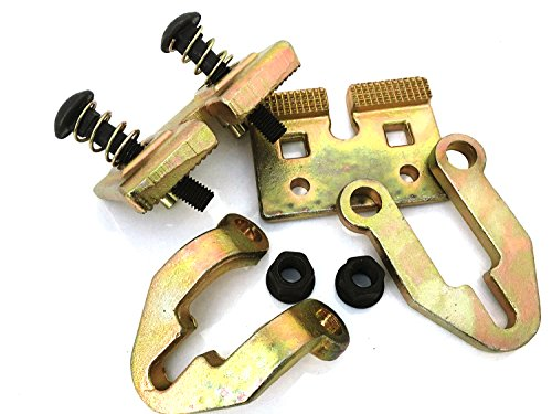 Frame Pulling Clamps (TWO WAY) 5 AND 3 Ton Pulling Capacity by Dynamic Automotive Supplies (Image #1)