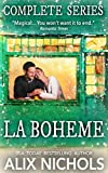 If you like emotional, smart and sexy romantic comedies...you'll love this box set of 5 contemporary romances set around a Paris café.All of the LA BOHEME books stand alone, but also connect. Each has a happy ending, and delivers laugh-out-loud mo...