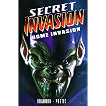 Secret Invasion: Home Invasion TPB (Graphic Novel Pb) by Nick Postic (Artist), Ivan Brandon (4-Feb-2009) Paperback
