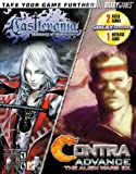 Castlevania Harmony of Dissonance / Contra Advance Official Strategy Guide by Zach Meston (2002-11-12)