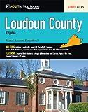 Loudoun County Va Atlas, ADC The Map People, 0841671869