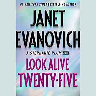 Book Cover: Look Alive Twenty-Five: A Stephanie Plum Novel