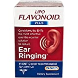 Lipo-Flavonoid Plus Ear Health Supplement, 100 Caplets, Packaging May Vary