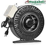 6 inch Inline Duct Fan