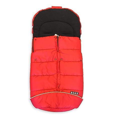 Bozz Artic Flexi - Saco de dormir con forro polar extra largo ...