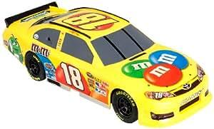 Air Hogs RC NASCAR 1:24th Scale - #18 M&Ms (Kyle Busch)