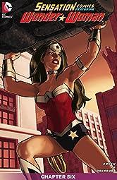 Sensation Comics Featuring Wonder Woman (2014-) #6 (Sensation Comics Featuring Wonder Woman (2014- ))