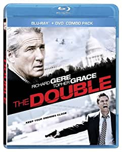 DOUBLE, THE DVD+BR [Blu-ray]