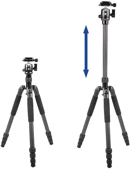 Sirui T 024sk B 00k Traveler Light Dreibeinstativ Kamera