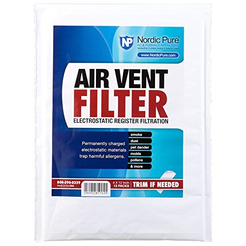 air vent filters