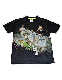 Real Madrid Jersey Soccer Photo Boys Youth Kids Cristiano Ronaldo
