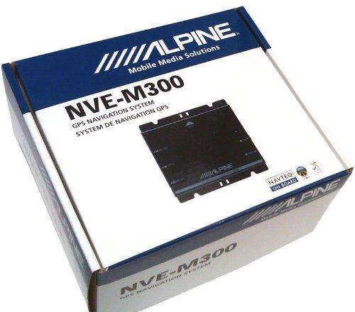 NVE-M300 - Alpine GPS Navigation Add-On System for iXA-W404 and iXA-407 by Alpine