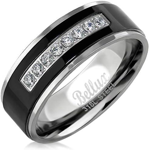 Bellux Style Mens Wedding Engagement