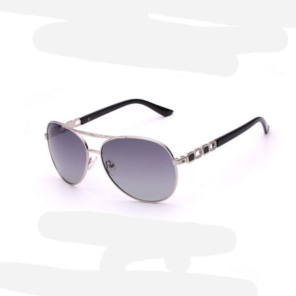 Gli uomini e le donne medesimo comma occhiali da sole polarizzati occhiali da sole in metallo occhiali in spiaggia di guida in montagna , 2