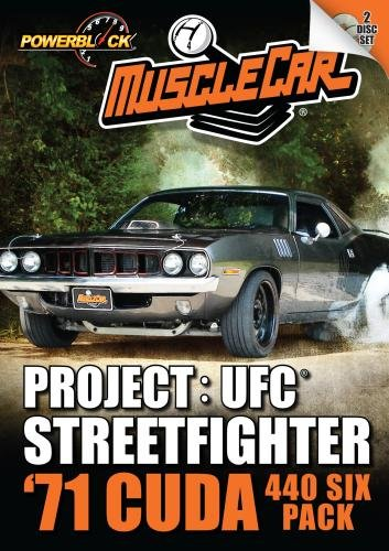 Project: UFC Streetfighter - Fighter Carbon