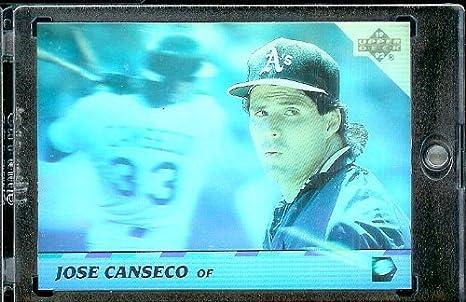 Amazoncom 1992 Upper Deck Hologram Baseball Card In