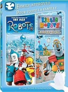 amazoncom robotslittle robots reach for the sky